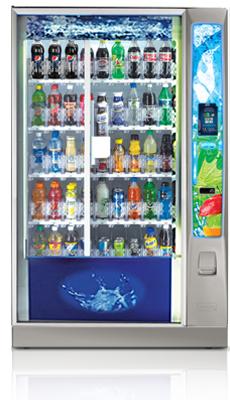 cold beverage vending machine services upper valley nh vt