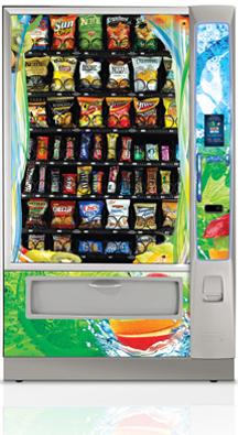 snack vending machine service provider upper valley nh vt